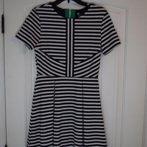 Kut from the Kloth Joleen Knit Dress Shift Dress